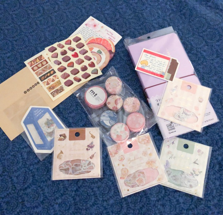 Cute Things From Japan Stationery Haul