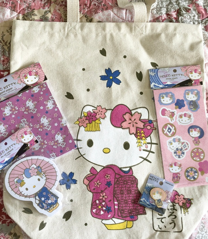 World Market Hello Kitty Haul