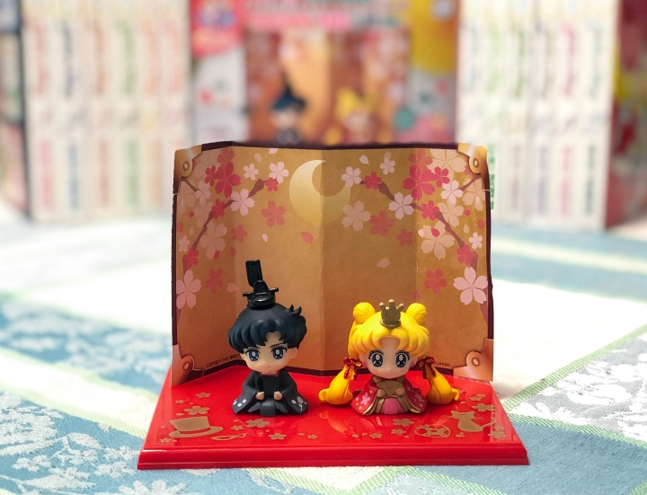 Sailor Moon Hinamatsuri Figure Review